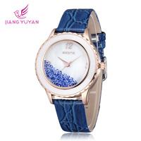 2014 New Fashion Skone Brand Dress Women Watches Ladies Watch  Leather Strap Wristwatches