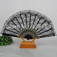 Chinese Japanese Folding Lace Fan Wedding favor