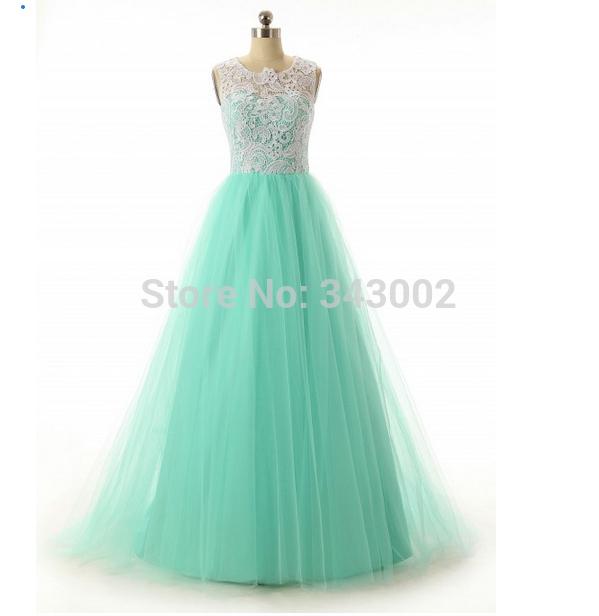 vestido de 15 aos de tul color verde menta vestidos