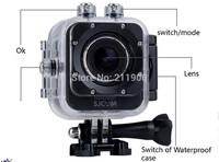 Underwater Waterproof Dive Housing Case Protective Case for SJCAM M10 Camcorder Camera Helmet Cam Accessories