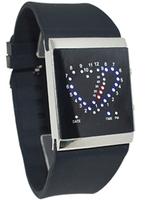 New Fashion Men Women LED digital sports leisure brand Wristwatch
