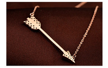 2015 New Arrival Cupid Necklace Hot Sale Italina Rigant Women Sexy Chain Necklace KY200975