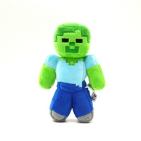 2015 new hot game accessories toys for boy and girl PP cotton human figure blue&blue  GREAT COLLECTION & GIFT for children