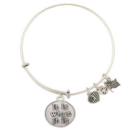 Factory Outlet Newest Alex and ani Bracelet&Bangle series Expandable Bracelet Big Brand bracelets popular bangle in New York