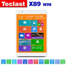 100%Original Teclast X89 Windows 8.1 Intel Bay Trail-T Z3736F Tablet PC 7.9″ IPS Screen 2048X1536 2GB RAM 32GB eMMC