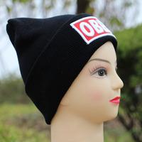 Wholesale Korean knitted warm winter hats for women wool hat solid candy-colored knit cap caps beanies beanie men bonnet bone