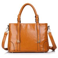 Free Shipping 2014 Hot Sale Lady's Fashion Leather Handbag Brand Quality  Women's Shoulders Bag