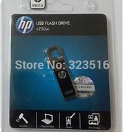 Retail packaging 32G 64G 128GB 256GB USB flash drive disk 512GB pen metal clips USB2.0 free shipping
