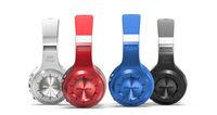 NEW Arrival Bluedio H+ Bass Stereo Wireless Bluetooth Headphone Bulit-in Microphone FM Radio SD Card