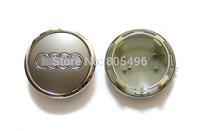 Car Wheel Cap Aud* A3 A4 S4 Q7 Q5 A8 S8 A6 S6 RS4 R8 Car Wheel Cap Ultra-high Quality 69MM 5pcs/lot
