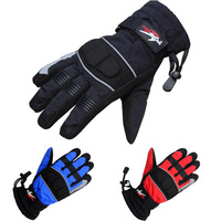 Motocross Motorbike Off-road Racing Riding Cycling Bicycle Winter Sports Waterproof Climb Warm E-Bike Armed Motorcycle Gloves