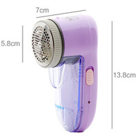 13.8*7*5.8cm ABS Home Travel High Power Charging Type Sanitary Hair Ball Removal Device Lint Remover