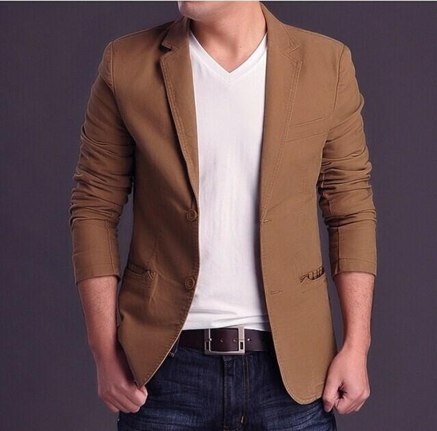 [해외]핫 세일 봄 가을 패션 브랜드의 새로운 남성의 캐주얼 정장 ..