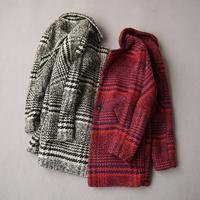 Single 2014 thickening slim medium-long woolen outerwear female wool coat wcw068 thermal