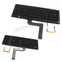 New FR Keyboard For Acer Aspire M5-481T M5-481TG M5-481PT Backlit no frame AEZ09F01110 French Laptop Clavier (K2785)