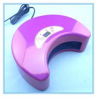 18W LED Light Nail Art Lamp 5 Colors Led Gel Curing Nail Lamp Nail Art LED Lamp Nail Dryer
