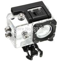 Underwater Waterproof Dive Housing Case Protective Case for SJCAM SJ4000 Camcorder Camera Helmet