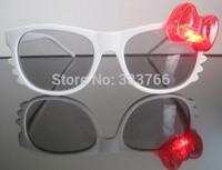 Free Shipping Luminous light-up toy supplies Bar Night Club LED glasses 20pcs/lot
