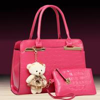 Women's handbag 2014 women's fashionable casual bags autumn and winter cross-body handbag messenger bag shoulder bag