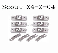 100% Original Walkera quadcopter X4 Body fixing block Spare Parts for Drone RC Scout X4-Z-04FPV Hexacopter helicopte