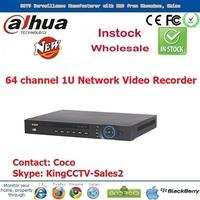 full hd 1080p realtime nvr recorder 1U onvif embedded h.264 64ch 1080p nvr 2HDD dahua DH-NVR7264