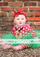 Free Shipping baby girls christmas clothing sets girl long-sleeve T shirt + leggings Sets kids autumn clothing set baby outfits