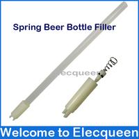"""On Sale! 13"""" length 3/8"""" OD Spring  Beer Bottle Filler for Beer Making"""