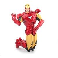 Marvel Iron Man 3 Juguetes Action Figure Superhero Iron Man Tonny Mark 42 PVC Figure Toy 20cm Chritmas Gift Kids Toys