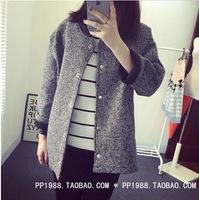 2015 Rushed New Winter Coat Abrigos Mujer Casacos Femininos Korea Fabulous Baseball Clothing Styles Miscellaneous Suit Jacket
