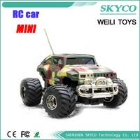 Free shipping 1:48  Cross-country R/C mini car