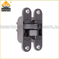 3d adjustable fire door hinges