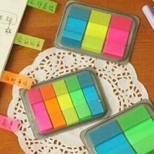 Красочные к сведению документ пост он отмечает радуга заметки ноты бумаги наклейки каваи канцелярские канцелярские школы блокноты
