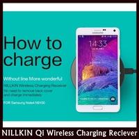NILLKIN QI Standard Wireless Charging Reciever Module for Samsung Galaxy Note 4 N9100 + Retail + Free Shipping