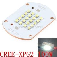 Cree XLamp XP-G2 XPG2 50W 100W Led White/Warm White High Power LED Light Lamp Cooper PCB For House/Street Illumination