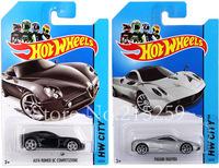 DHL 72 pcs/carton original hot wheels inertial force alloy race car metal models diecasts toys,funny pocket toy for children