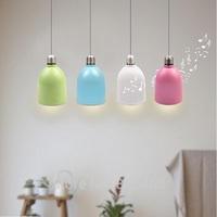 Wireless LED Lamp Bluetooth Audio Speaker E27 Music Playing & Lighting Remote Control Adjustable Brightness Volume