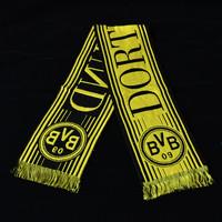 real madrid FC Club Team Woven Jacquard Soccer  Scarf Football borussia dortmund Scarf