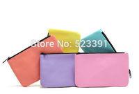 Famous Brand Storage  Cometic Bags for Women Make up Organizer Luxury Ladies Necessaire Clutch Purses Solid Travel bag Borse