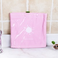Hot New Fashion Creative Cosmetic Bag  For Cosmetics and Makeup Tools Portable Hanging Washing Bag Travel Storage Bag