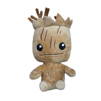 """Lovely Guardians of the Galaxy 22cm/8.5"""" I am Groot Soft Plush Toy Stuffed Doll"""