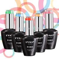 Wholesale 50PCS  soak-off Uv gel 3 in 1 No top no base LVMAY One Step gel  DHL Free shipping