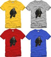 Hot sale Lovers world of warcraft t-shirt wow  Horde Print shirt cartoon cotton short-sleeve Tops Mists of Pandaria Panda Leah