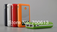High quality 8000mAh universal power bank for mobile phone for smart phone