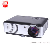 Projector full hd,200 Inch Big Screen,Supports android,For home theaters,Bussiness,Meetings,PC/Video Game,Multi-media Teaching
