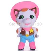 Mall Hot Sale Dolls. 2015 New Cartoon Plush Toys. Sheriff Callie's Wild West, High quality Sheriff Callie's plush doll