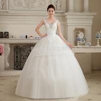 wedding dress 2015 vestido de noiva wedding dresses casamento romantic fashionable vestidos vestido de festa longo wedding gowns