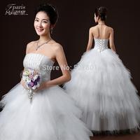 ball gown wedding dress crystal vestidos de novia 2015 sexy wedding dresses robe de mariage fashionable vestidos 633