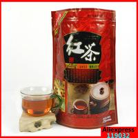 Top Class Lapsang Souchong without smoke Wuyi Black Tea, 250g+free shipping Organic tea Warm stomach the chinese tea