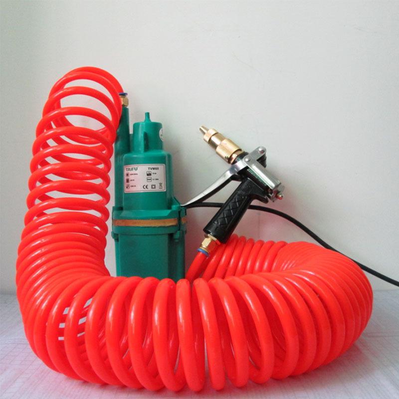 Household high pressure car wash machine 220v high pressure car 220v high pressure car wash pump car wash device high pressure(China (Mainland))