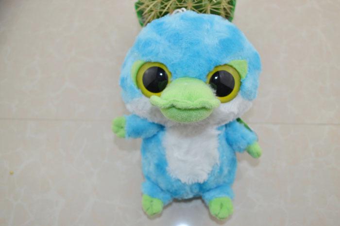 "Free shipping! baby toy Yoohoo Friends Stuffed animal Plush toy (platypus) - 8"" Tiki,Fabrics animal toys,big eyes cute toy(China (Mainland))"